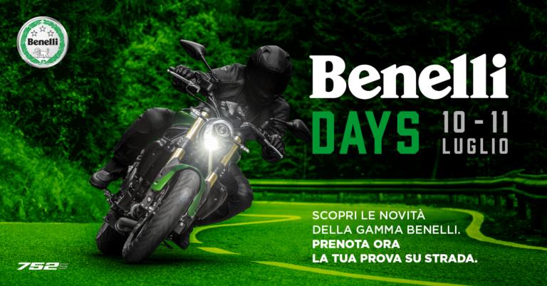 10-11 Luglio, Benelli Days