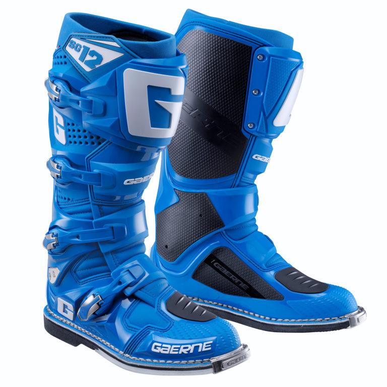 Gaerne SG.12 Solid Blue Limited Edition