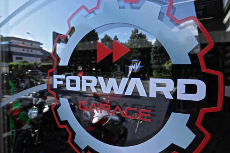Foward Garage, primo store ufficiale MV in Svizzera