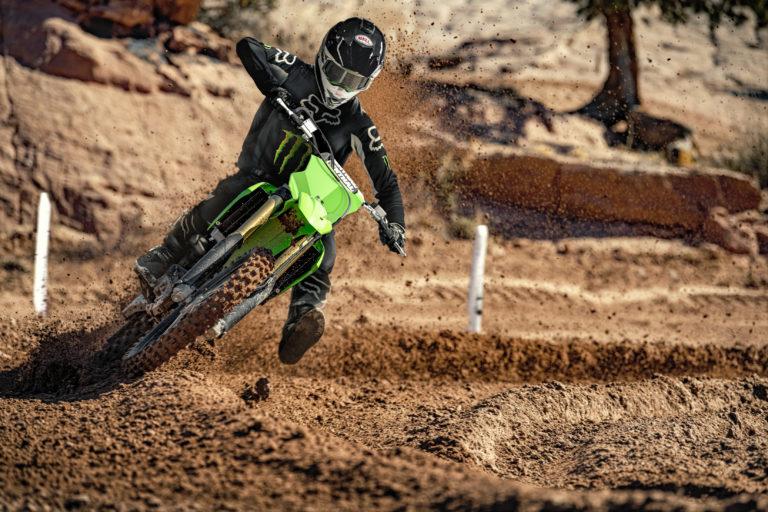 Kawasaki rinnova la cross KX 250