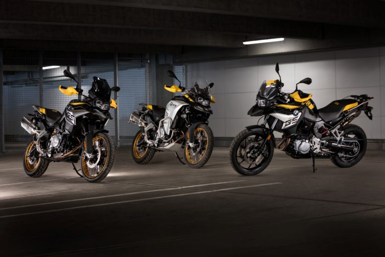 BMW: nuove F 750 GS, F 850 GS e F 850 GS Adventure