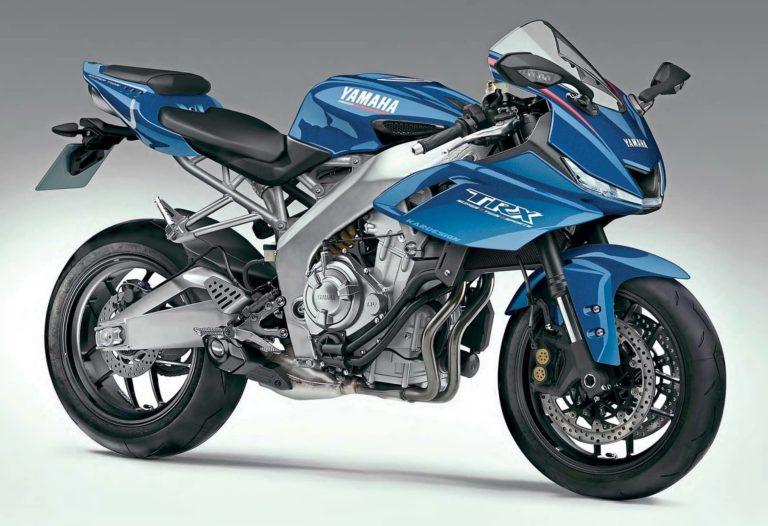 Yamaha: in arrivo la TRX 700, erede della TRX 850?