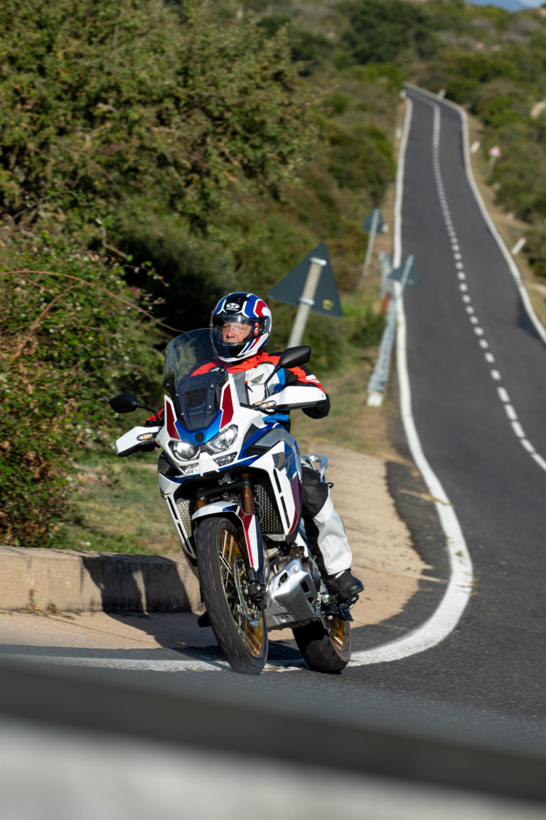 Africa Twin Tour in Toscana a settembre