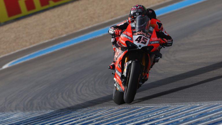 Superbike Jerez 2020, a ruote ferme: Redding Vs. Rea
