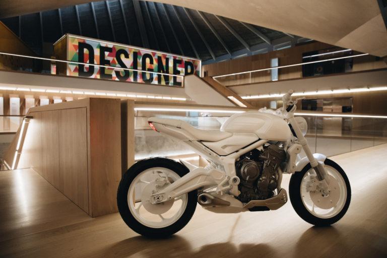 Trident Design, il nuovo stile di Triumph