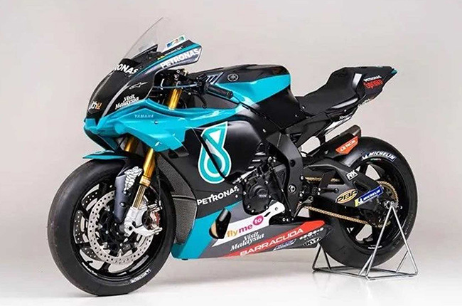 Yamaha svela la YZF-R1 Petronas MotoGP in edizione limitata