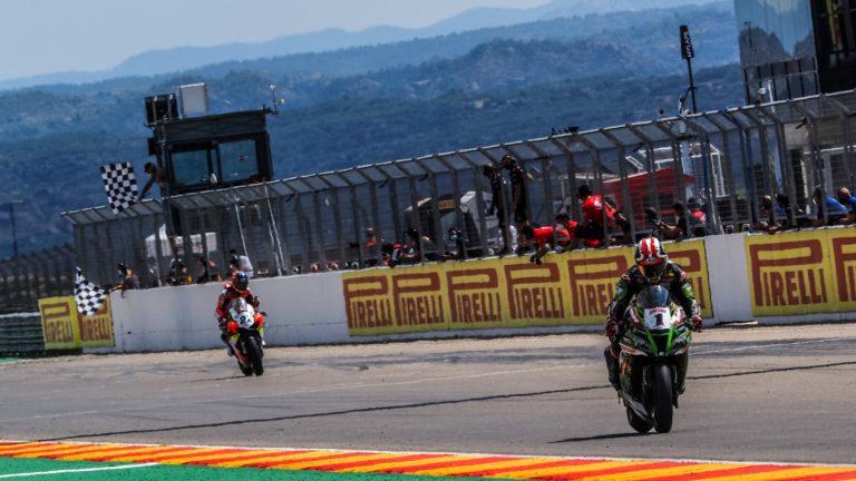 Superbike, GP Teruel 2020: a ruote ferme