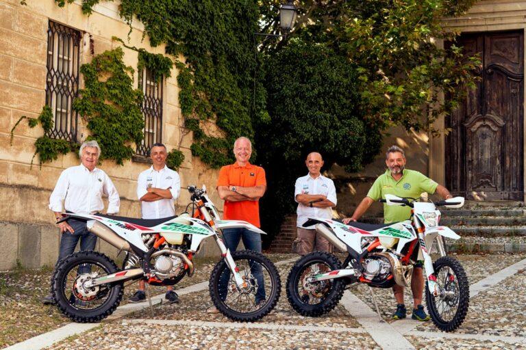 KTM e i Motoclub assieme per la Six Days 2021