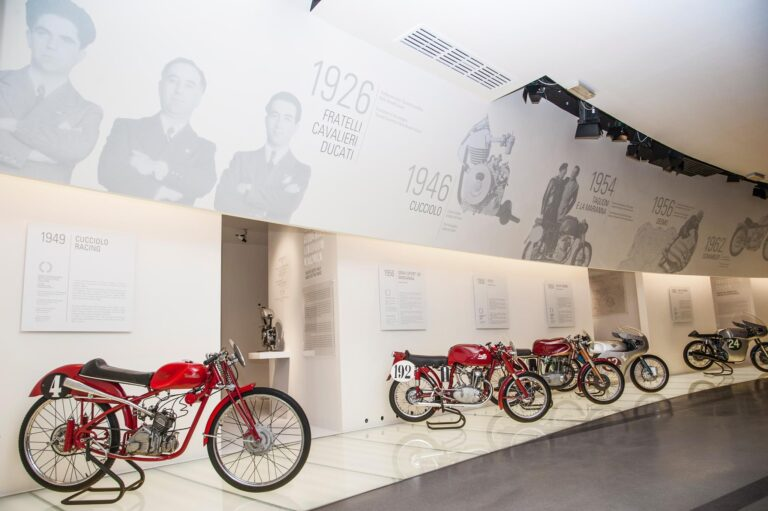 Borgo Panigale Experience: il Museo Ducati riapre a tempo pieno