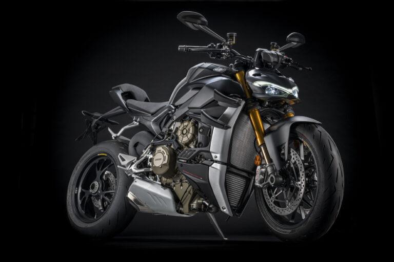 Ducati Streetfighter V4 2021, Euro 5 e nuova cromia