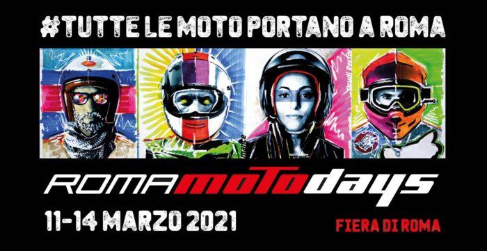 Roma MotoDays, l'edizione 2021 si farà