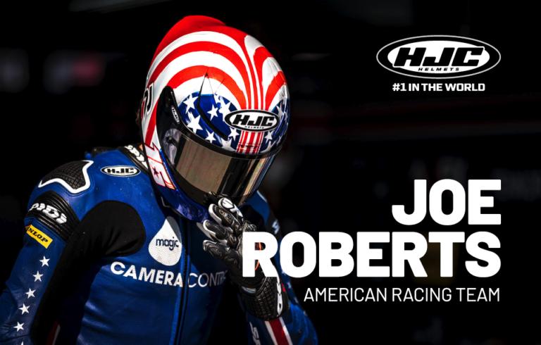HJC rinnova Joe Roberts per la stagione 2021