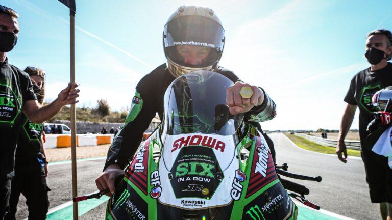 Superbike 2020: Jonathan Rea è campione del mondo