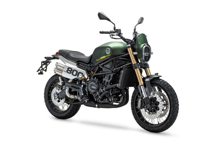 Benelli Leoncino 800 e 800 Trail my2021: arriva l'Euro 5