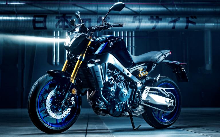 Yamaha MT-09 SP: salto evolutivo estremo