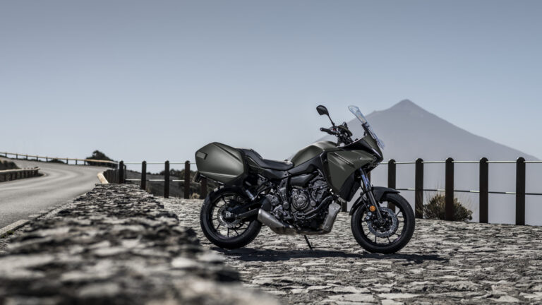 Yamaha Tracer 7: dal 2021 anche in versione GT