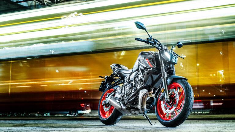 Nuova Yamaha MT-07 2021: cosa cambia