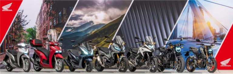 Honda, altre 7 novità per il 2021