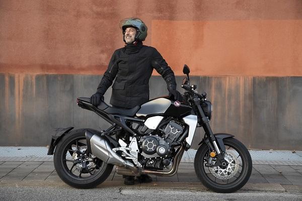 Le giacche per l'inverno in moto di Tucano Urbano!