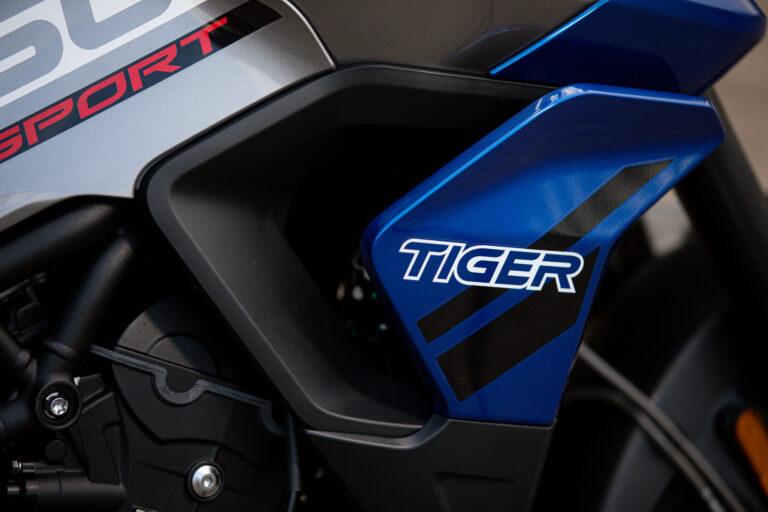 Triumph Tiger 850 Sport: crossover da città