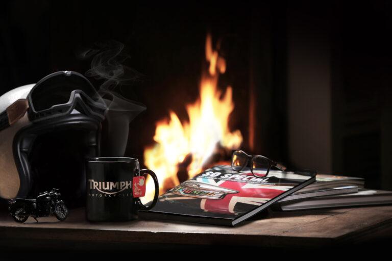 Triumph Easy Winter, vicini alla propria moto anche d'inverno