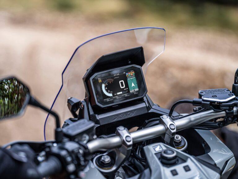 Honda connette la moto allo smartphone