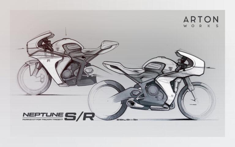 Arton Works crea le carene della nuova Trident