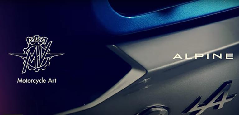 MV-Agusta Alpine, una nuova moto da Schiranna?