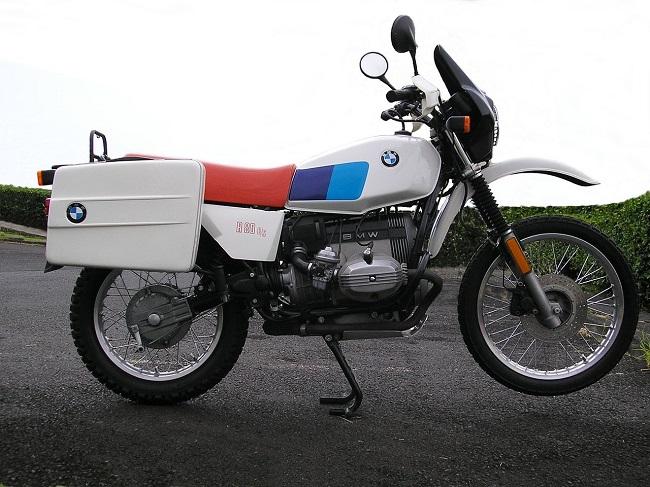 Dieci moto che hanno fatto la storia: BMW GS, l'immortale