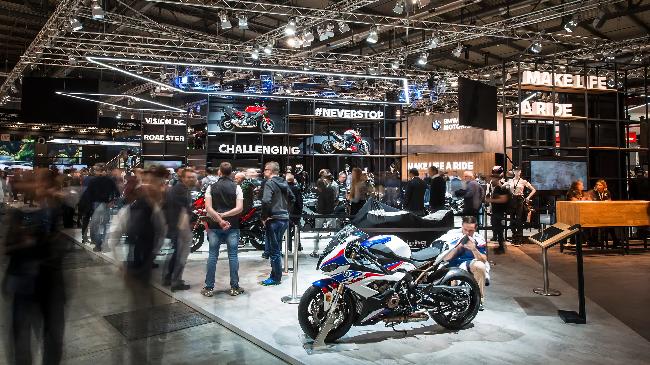 BMW Motorrad abbandona fiere e saloni della moto