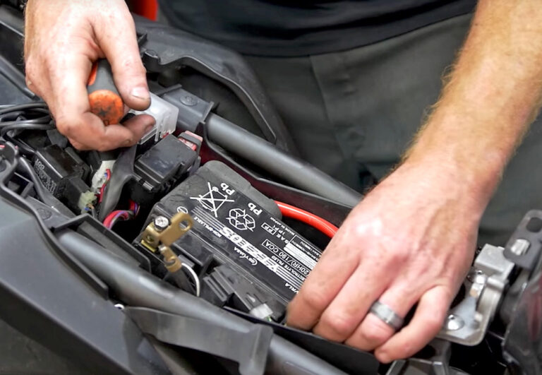 Batterie moto, in arrivo la nuova normativa