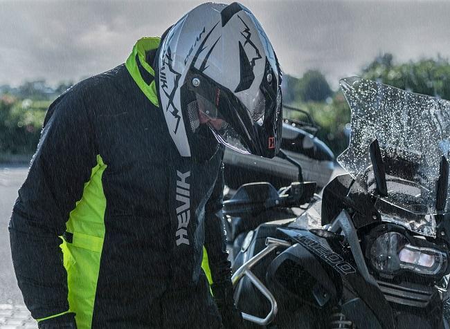 Hevik waterproof: la pioggia sarà solo un ricordo