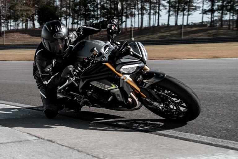 Triumph Speed Triple 1200 RS, la più potente di sempre