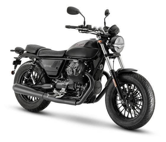Moto Guzzi V9 2021, all'insegna delle novità