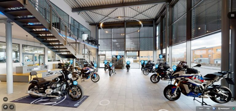Arriva il nuovo showroom interattivo Wunderlich