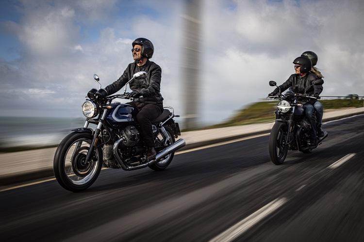 Moto Guzzi V7 2021: adesso con motore 850