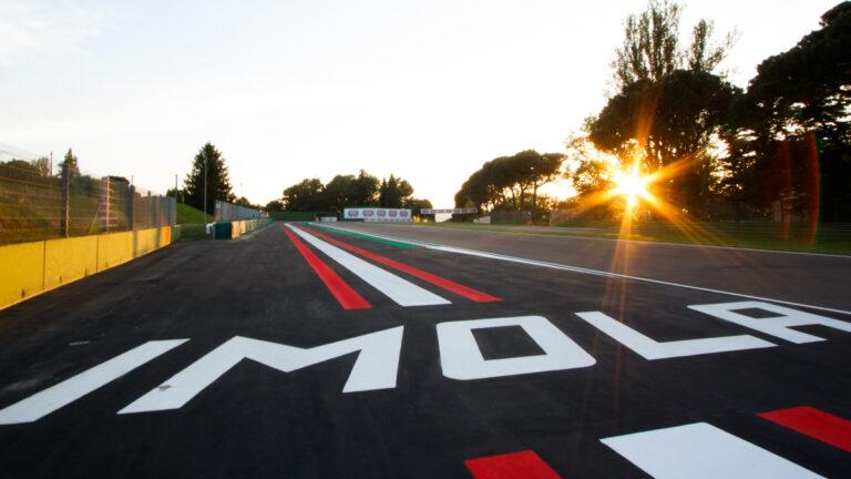 Autodromo di Imola: arrivano le barriere antirumore