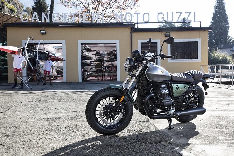 Moto Guzzi: speciale porte aperte per i 100 anni
