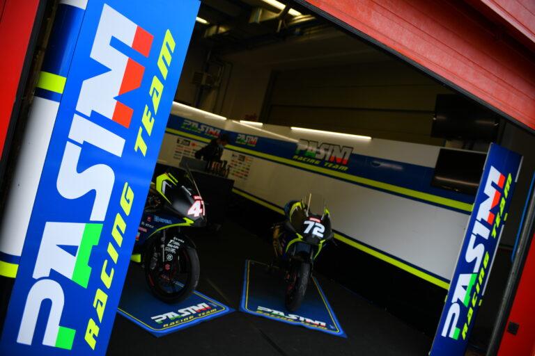 Pasini Racing Team, stagione CIV 2021 piena di novità