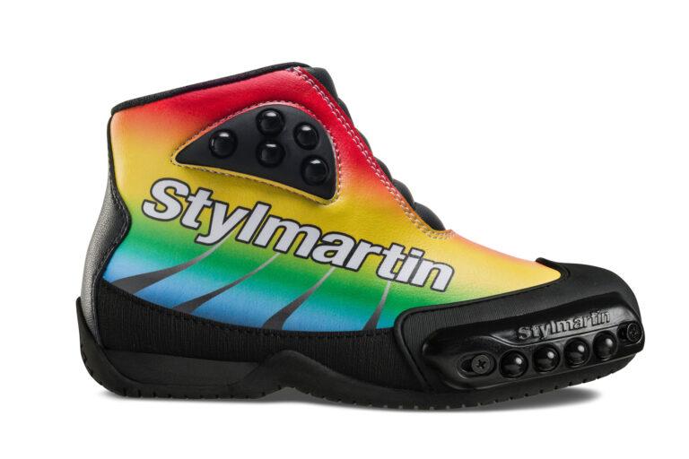 Stylmartin Speed Evo Jr Multicolor, per le minimoto
