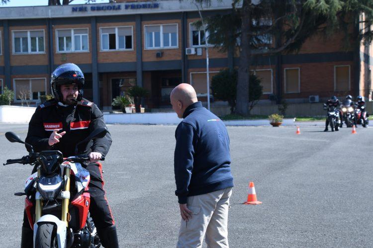 FMI per i Carabinieri Motociclisti