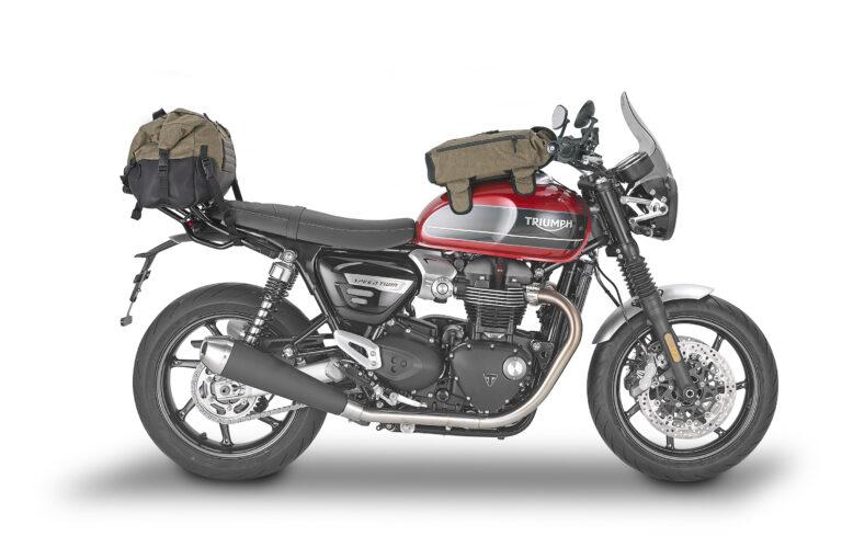 Kappa per la modern classic Triumph Speed Twin 1200