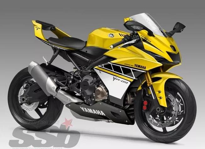 Yamaha R9: come potrebbe essere?
