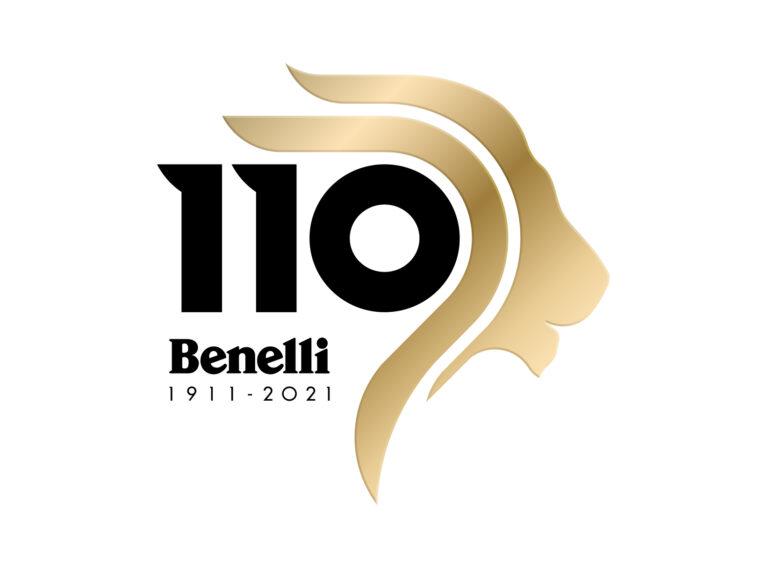 Benelli compie 110 anni e festeggia con il nuovo logo celebrativo