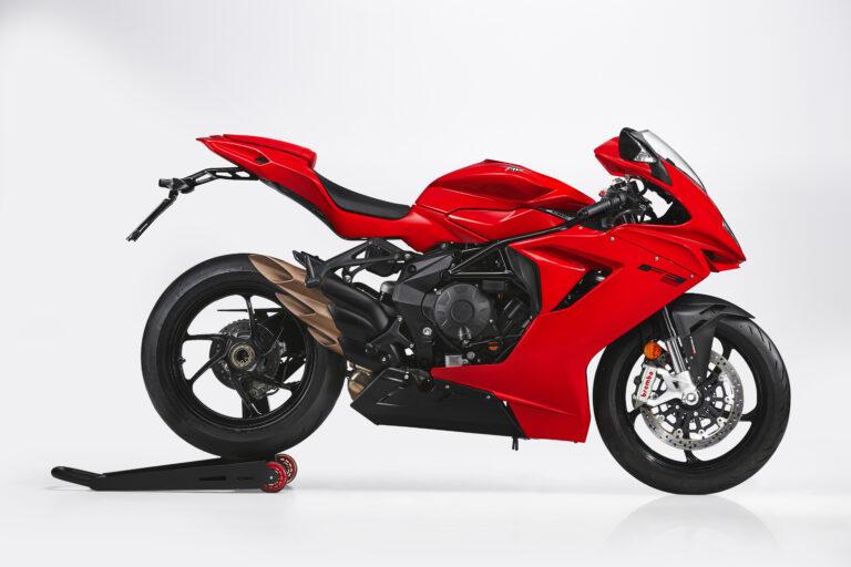 MV Agusta F3 Rosso: la tre cilindri supersportiva per il popolo