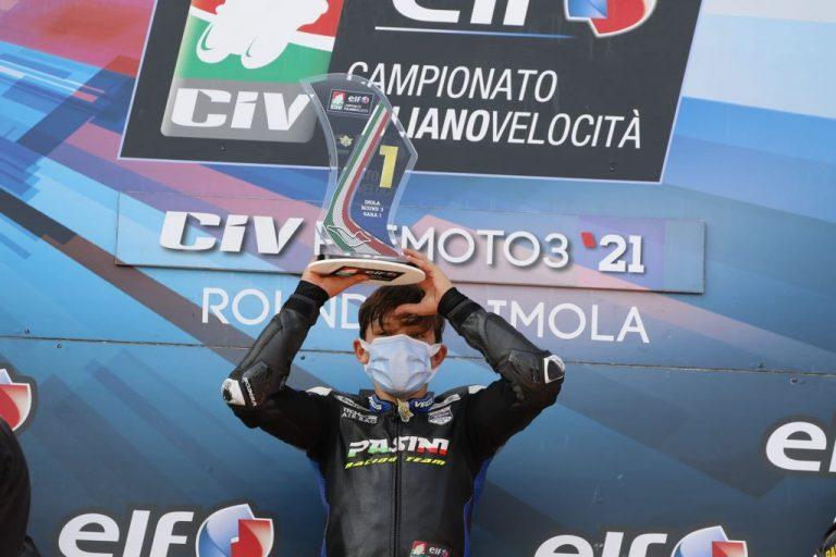 Vittoria ed emozioni per il Pasini Racing Team a Imola